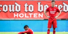 """Twente baalt: """"Schrok me een hoedje toen ik uitslagen zag"""""""