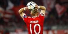 Robben maakt het papierwerk rond van zijn nieuwe contract