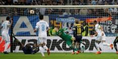 Marseille ronde verder na heerlijk duel, Arsenal door