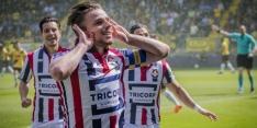 Willem II slaat gat door overwinning bij NAC Breda