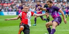 Geen wijzigingen bij Feyenoord, Advocaat stelt Dessers op