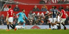 Manchester City kampioen na bizar verlies Man United