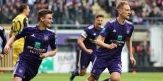 Buitenland: gouden zege Galatasaray, Anderlecht vloert Brugge