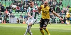"""Groningen-speler Memisevic: """"Er is contact met Celtic geweest"""""""