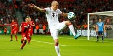 Robben twijfelde niet over contractverlenging bij Bayern