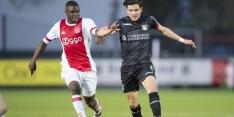 Matusiwa en Ekkelenkamp debuteren in Ajax-selectie
