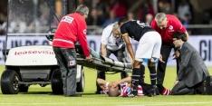 Nieuwe dreun voor Sparta: vreselijke blessure Ahannach