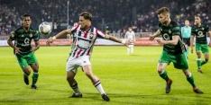 Willem II zwaait spits Sol uit voor wedstrijd tegen PSV