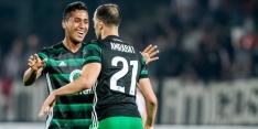 """Eerste doelpunt in Eredivisie voor Amrabat: """"Het werd tijd"""""""