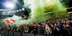 Feyenoord tegen Young Boys in een uitverkochte Kuip
