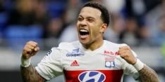 Memphis opnieuw belangrijk voor Lyon bij zege op Dijon