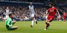 Liverpool morst punten ondanks 31ste PL-goal Salah