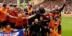 Wolverhampton kampioen, Sunderland degradeert opnieuw