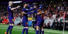 Gisteren gemist: bekerwinst Barcelona, HSV houdt hoop