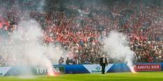 Van Galen stoort zich aan het 'gezeik' over vuurwerk van AZ-fans