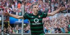 Feyenoord pakt met beker de derde hoofdprijs in drie jaar