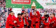 Wat u niet zag van de finale: Feyenoord-dj en Eric 'Knudde'
