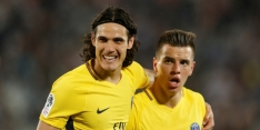 PSG blijft op koers voor record na lastige avond in Bordeaux