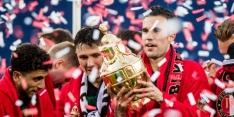 """Lofzang van ploeggenoten over Van Persie: """"Kuyt van vorig jaar"""""""