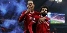 Van Dijk maakt indruk en zit in Champions League-selectie