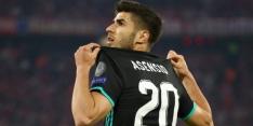 Asensio ziet geen reden om te vertrekken bij Real Madrid