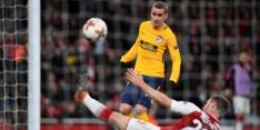 Late bevlieging Griezmann dompelt ijzersterk Arsenal in rouw