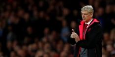 """Wenger: """"We moeten ons niet druk maken over waar we spelen"""""""