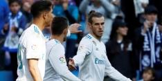 Bale moet banken bij Real, Nacho vervangt Ramos
