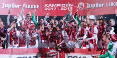 KNVB besluit: alleen spelers onder 24 jaar in beloftenploegen