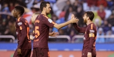 Barcelona verovert landstitel, Deportivo gedegradeerd
