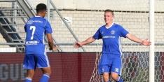 Almere City ruikt volgende ronde na hattrick verdediger