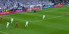 Video: Ulreich blundert erop los en 'geeft' goal aan Benzema