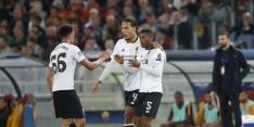 Oranje-internationals wensen Van Dijk en Wijnaldum succes