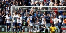 West Bromwich grijpt laatste kans, problemen Swansea