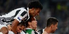 Juventus buigt achterstand om en boekt belangrijke zege