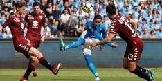 Juventus officieus kampioen dankzij puntenverlies Napoli