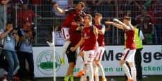 Buitenland: Nürnberg terug in Bundesliga, Salzburg kampioen