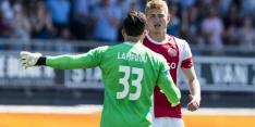 """Lamprou legt terugspeelbal uit: """"Matthijs hoorde mij niet"""""""