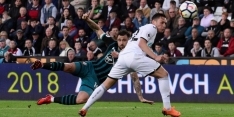 Southampton wint bij Swansea; WBA degradeert