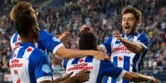 Heerenveen verslaat FC Utrecht in knotsgek play-offduel