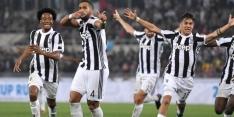 Juventus wint van Milan en pakt vierde Coppa op rij