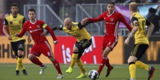 Roda JC en Almere City scoren niet ondanks talloze kansen