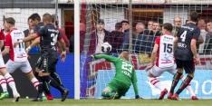 """NEC-keeper Van Duin ziedend: """"Het was gewoon schandalig"""""""