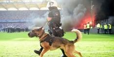 HSV-fans krijgen eenmalig toestemming voor afsteken vuurwerk