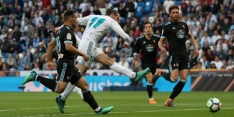 Real Madrid met ruime score langs armoedig Celta de Vigo