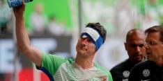 Verhaegh fit genoeg voor nacompetitie met Wolfsburg