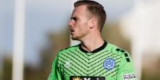 Doelman Flekken maakt mooie transfer naar de Bundesliga