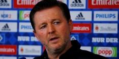 HSV langer door met trainer, Eintracht vindt opvolger voor Kovac