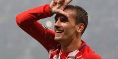 Griezmann hakt knoop door en blijft Atlético Madrid trouw