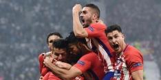 UEFA start onderzoek naar fans Atlético en Marseille
